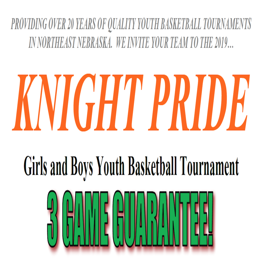 Knight Pride Basketball