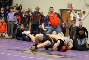 Wrestlers Placed at State
