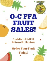 OC FFA Fruit Sales