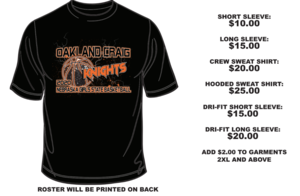 State Girls Basketball Shirts