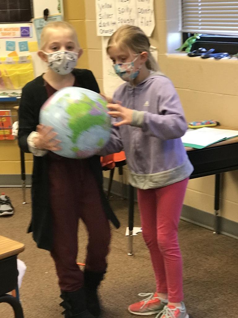 Learning about our Earth