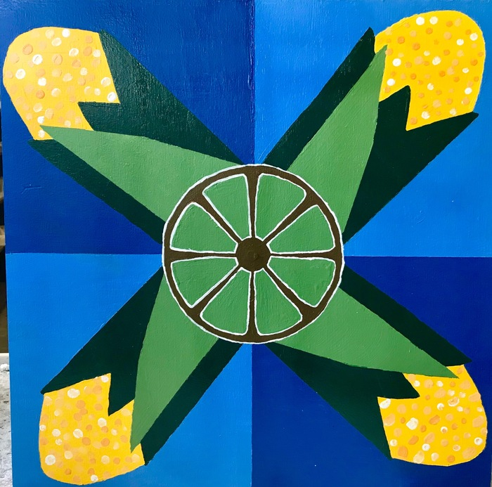 Agriculture Barn Quilt