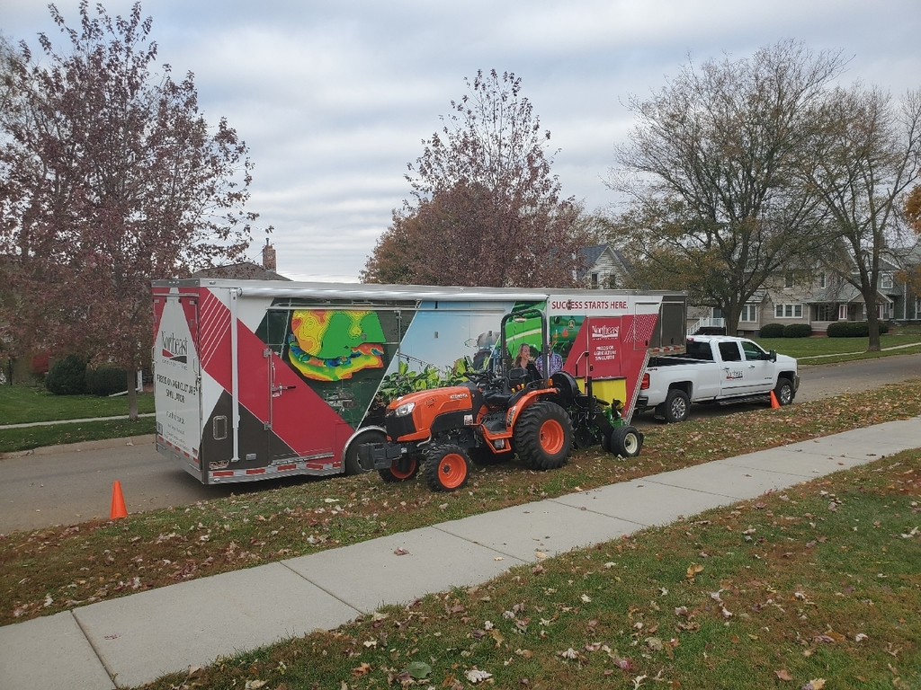 NECC Precision Ag Trailer