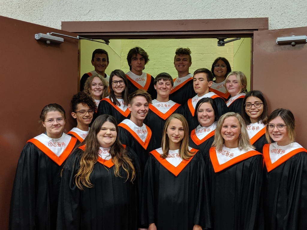 2019 EHC Choir Members