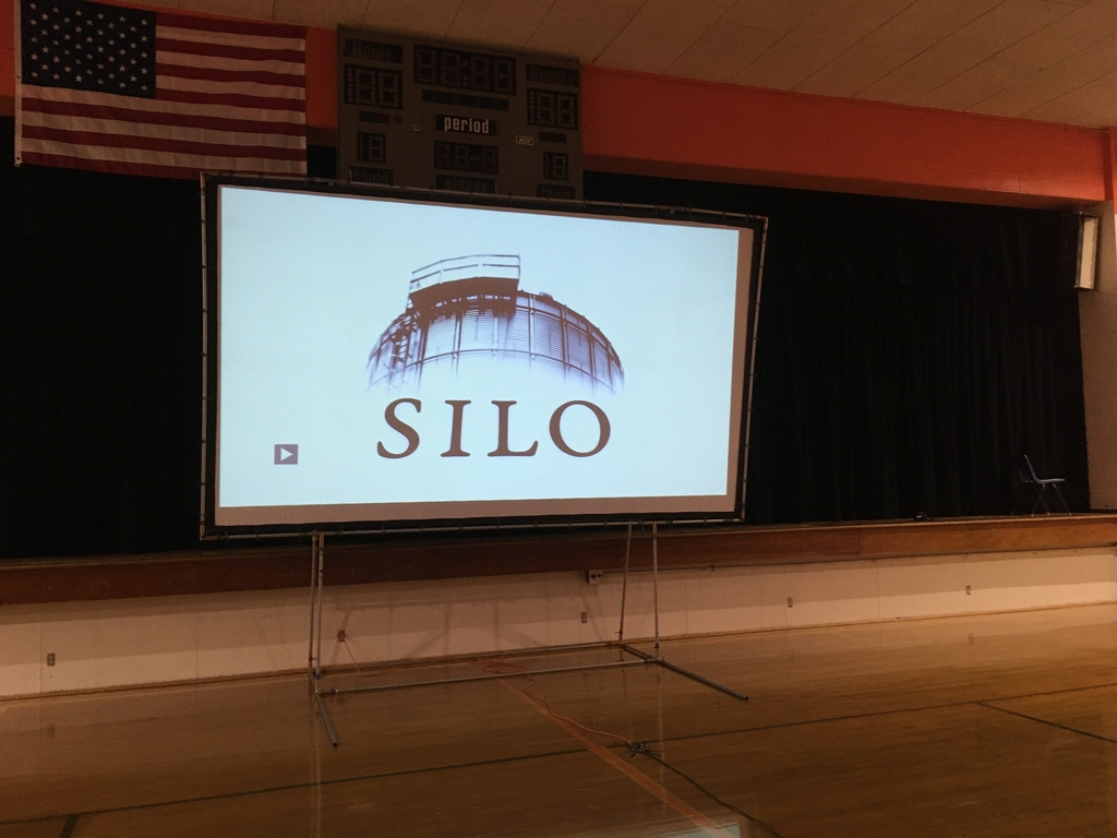 "Come see the film ""Silo""!"