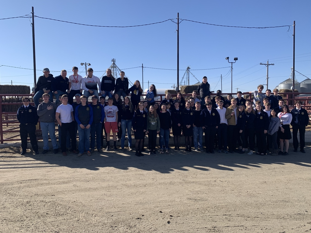 56FFA members competed in 12 different contest!