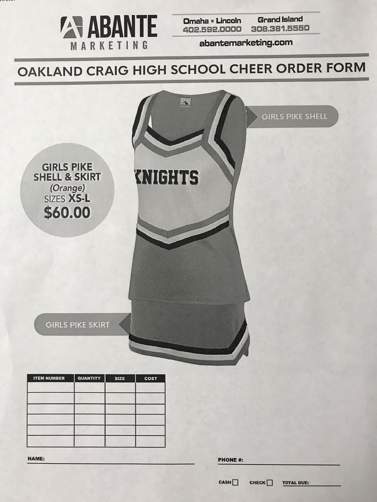Youth cheer