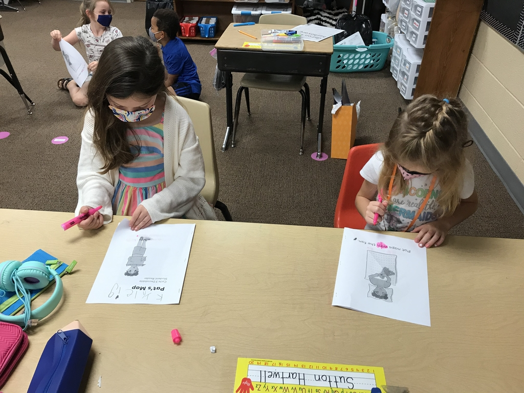 Sight word hunting